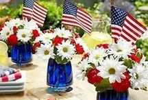 4th of July/Memorial Day Flowers