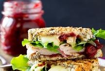 Sandwiches,wraps,panninis,burgers....
