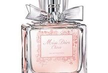 Mis perfumes!!!! ;)