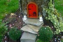 Quintessential Garden / All things whimsical