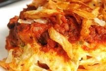 Omnomnomnivore / Recipes: breakfast, lunch and dinner.