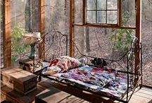 Dream Writing Spaces / by Heather Reid