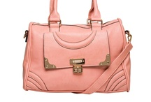 Bags / Hobos, clutches, backpacks, luggage everything a girl needs to transport her essentials!  / by Katie Hoopes