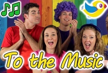 Bounce Patrol videos! Kids songs - music videos for children
