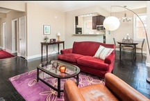 Beautiful 2BA/2BR Condo in Dupont Circle! / Located in the heart of Dupont Circle, this condo has lots of natural light, an open floor plan, fireplace and upgraded features, you will surely love to call this place home!