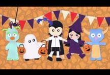 Kids Halloween Videos / Kids Halloween songs and videos from YouTube