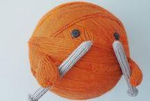 ručné práce - pletenie, háčkovanie / handmade - knitted, crochered