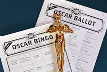 And the Oscar Goes to... / Lights, Camera, Action!  Check out this Board for fun party ideas for your Oscars party this year!