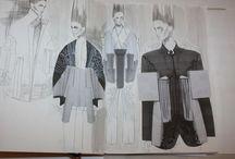 Illustration / sketchbook inspiration