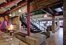 Creative Workspaces Inspiration