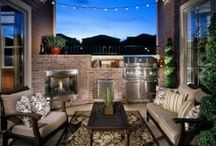Outdoor Living Space Inspiration
