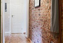 Коридор | Hallway / Идеи и решения для прихожих и коридора / by LeMaksim