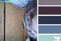 Paint Shades - Decor / Paint Tones - Decorating