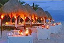 El Dorado Seaside Suites-Riviera Maya, MX / A Gourmet All Inclusive Resort on the Riviera Maya.  Voted one of the most romantic resorts in the world-let us tell you why...