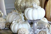 Holidays / Fun decor for fall and winter holidays! Thanksgiving, Christmas, Chanukah and all things winter and autumn.