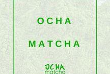 Ocha Matcha / 100% organic premium matcha
