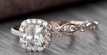 Gorgeous Engagement Rings / All about engagement rings.