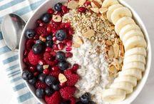 BREAKFAST | vegan / Vegan healthy , some glutenfree , hclf, breakfast