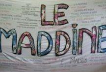 Le Maddine e i mercatini / Maddine and Maddy's hobby markets