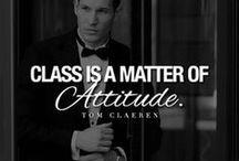 Gentleman's Quotes