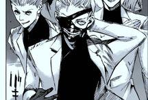 Tokyo Ghoul / Spoiler alert