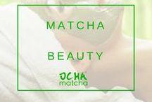 Matcha Beauty / All natural beauty tips.