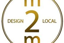 m2m Design Local Inc. Projects