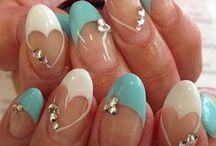 Nail Bliss / Beautiful Nails / by Denise Lowe
