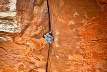 Climbing and Canyoneering / because i must / by wu wu