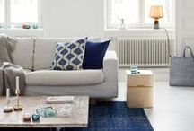 Interiors / contemporary minimal sleek eclectic cozy natural and a little bit of bling