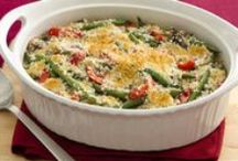 Easy Casseroles / Some of our favorite easy & yummy casserole recipes / by CorningWare