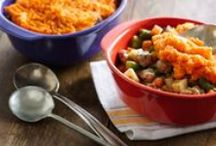 Favorite Fall Foods / A collection of some of our favorite dishes of the season. / by CorningWare