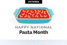 Food Holidays / Celebrating food, January through December!