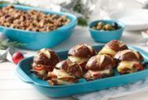 Home For The Holidays / Recipes and ideas for the winter holidays