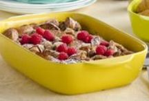Brunch Time! / Do you love brunch as much as we do?  / by CorningWare