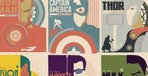 Avengers/super Hero's