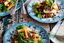 Recipes & Food / No fuss healthy dinner recipes with a focus on clean eating that can be made in a hurry. Nutritional whole ingredients that are fresh, seasonal & vital for healthy living.