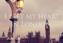 London Calling / Probably my favourite city in the whole world.