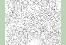 Coloring Pages / by K S