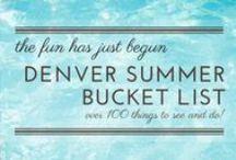 :: Colorado Family Fun :: / Fun things to do and activities around Colorado. Denver activities and things to do