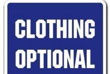 Naturism / Clothing optional
