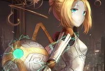 Orianna the Clockwork Girl