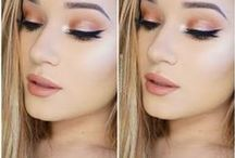 The Flawless Face:  Make up Inspiration / by Megan Scovel