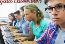 Digital Classroom Capers