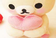 Cute Stuffed Animal Patterns