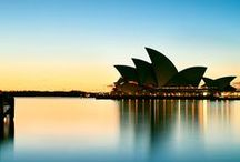 Australia / Travel to Sydney! You will discover the most cosmpolitan city in Australia, experience the Aussie lifestyle and become a qualified bartender #EBS