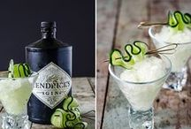 Gin Cocktails and Recipes / Gin-based drink recipes ready to be made and tasted