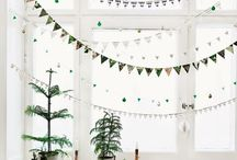 Christmas decorations / Beautiful, simple Christmas decorations, DYI & design