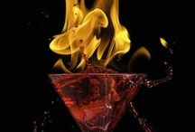 Cocktails on Fire / An explosion of amazing drink recipes from all over the world