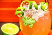 Glass and Garnish / Decoration creates the magic that surrounds the cocktails. Explore this collection of the most creative and unique drink decorations!